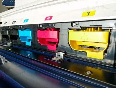 Ostim Etiket Hizmetleri Ve Dijital Baskı Çalışmaları